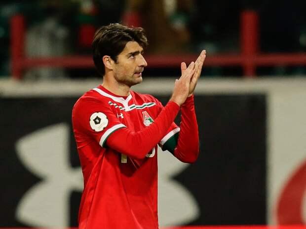 Чорлука рассказал, чему научился у Николича в «Локомотиве»
