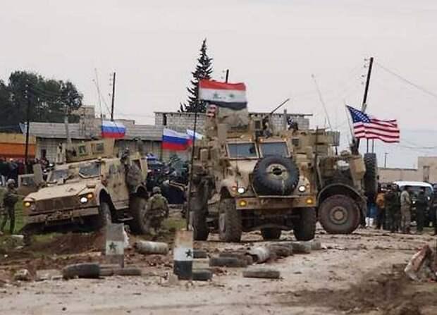 «Для противодействия русским»: США решили защитить сирийскую нефть