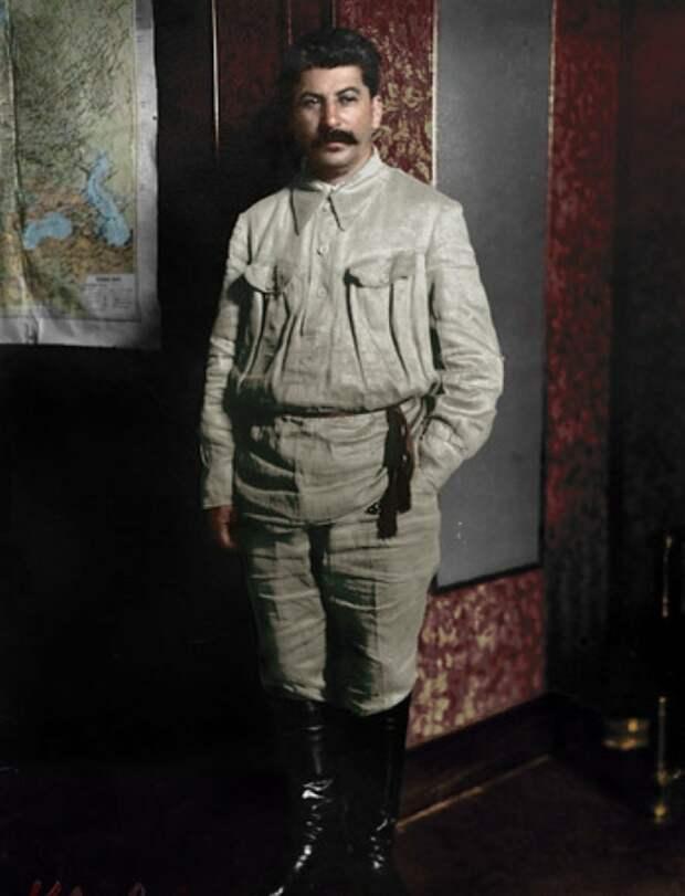 Не пора ли твердо определиться в отношении к Сталину? Вопрос почти риторический.