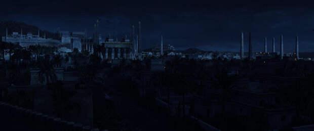 Египетская тьма над территорией Советского Союза. Редкое явление объяснения которому нет до сих пор