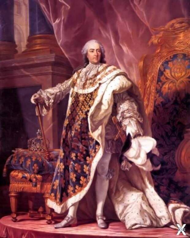 Людовик XV