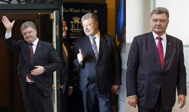 Всемирный заговор: эксперт по протоколу объяснила фото с «заправившим пиджак в трусы» Порошенко