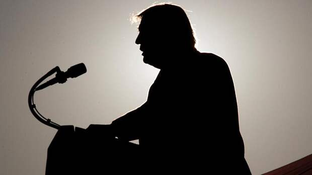 Трамп сравнил себя с защищающей «американскую мечту» стеной