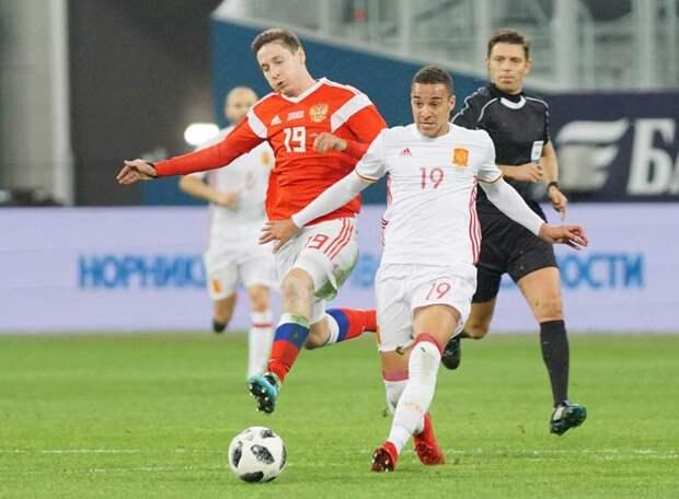 Два россиянина вошли в число 100 лучших игроков группового этапа Евро-2020. И это не Миранчук с Головиным