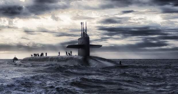 Подводная лодка в петле времени