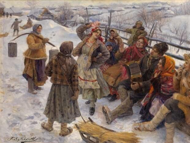 художник Федот Сычков картины – 12