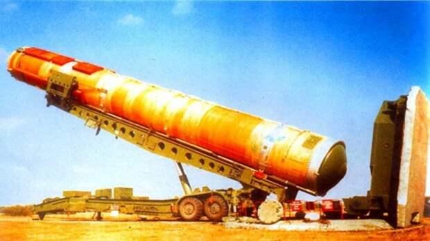 Смертельное оружие: ВБритании испугались российской «Сатаны-2»