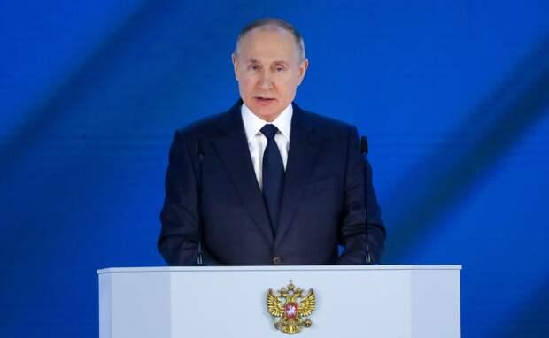 Путин подписал указ о нерабочей неделе в мае