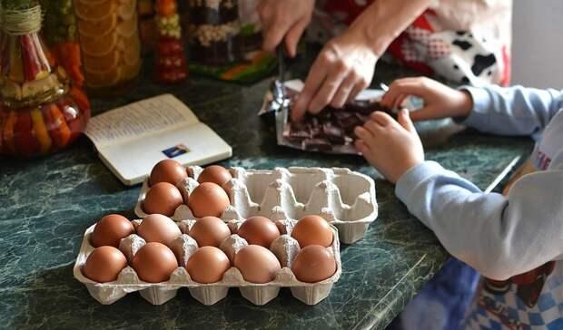 Просроченные яйца поставляли вдетсады вКарачаево-Черкесии