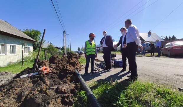 ВГДприняли поправки ЕРпобесплатному подведению газа кучасткам