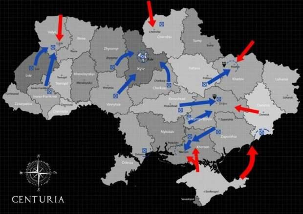 На учениях «Нацкорпус» отработал «блицкриг» против России
