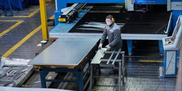 Сергунина: Объем инвестиций в новые технопарки в Москве превысил 17 млрд рублей Фото: Е. Самарин mos.ru