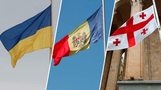 «На заднем дворе»: сможет ли создание «Ассоциированного трио» ускорить евроинтеграцию Грузии, Украины и Молдавии