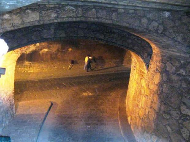 Мексиканские туннели
