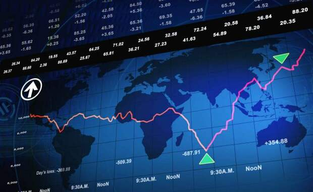 Эксперт: Мировые рынки вышли нафинальную стадию 12-летнего цикла роста