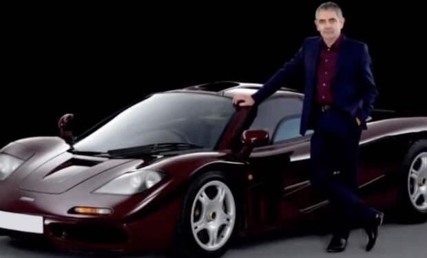 Как Мистер Бин тратит свои миллионы: видео