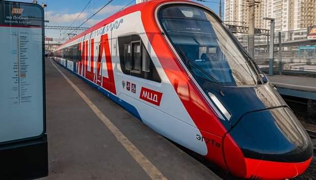 В первый день отмены самоизоляции число пассажиров на МЦД выросло на 20%