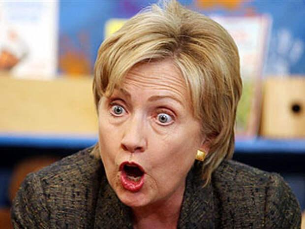 Соратники Клинтон не могут смириться с итогами выборов в США