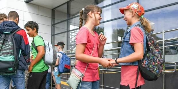 Школьники с Синявинской узнали бизнес-секреты от министра экономического развития