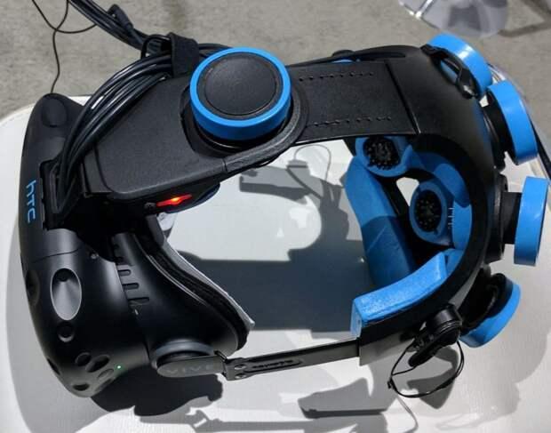 Neurable представила первый интерфейс мозг-компьютер для виртуальной реальности