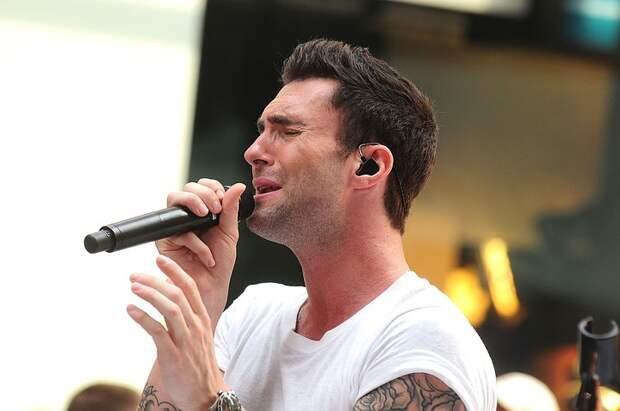 Группа Maroon 5 выпустила седьмой студийный альбом