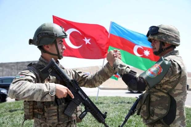 Турция объявила о планах беспрецедентных поставок оружия в Азербайджан