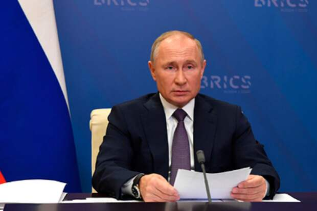 Путин рассказал о проваленных из-за Пашиняна переговорах с Алиевым