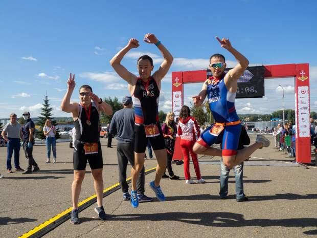 Главный триатлонный старт Удмуртии пройдет в Воткинске
