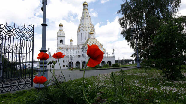 В Минске заложили капсулу с землей с мест упокоения белорусов, погибших в Крымской войне