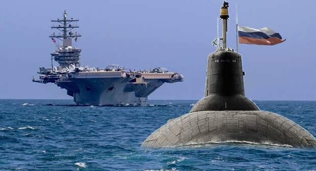 """Машина """"Судного Дня""""! Самая большая в мире подводная лодка Проекта 941"""