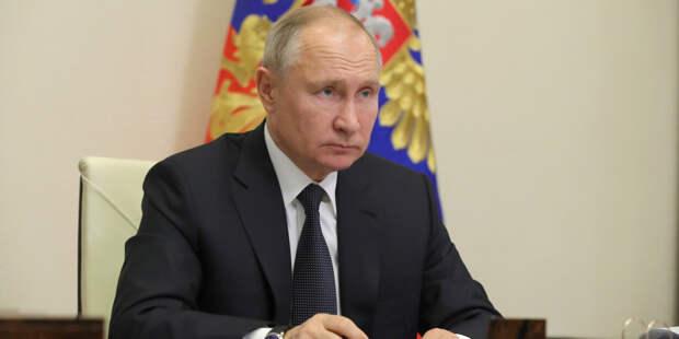 Путин: США в 2014 году устроили переворот на Украине, а Европа безвольно его поддержала
