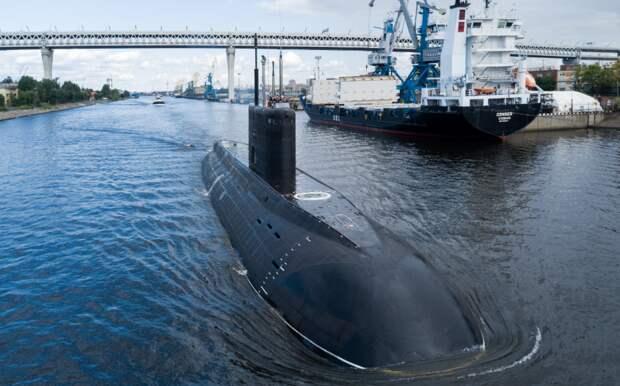 """Польша опасается усиления ВМФ РФ в Балтийском море из-за """"СП-2"""""""