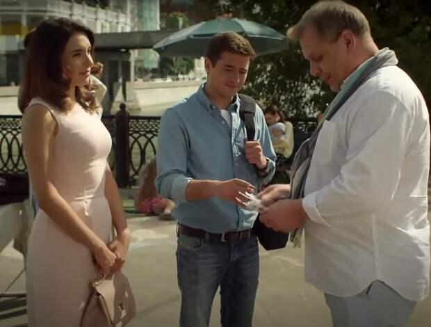 В сериале «Минус один» актриса сыграла одну из главных героинь — Инну/ кадр из фильма