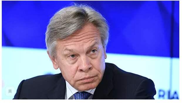 Берлин не решится на контрмеры в ответ на санкции США, считает Пушков