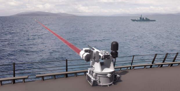 NI: Армия США хочет использовать лазеры для уничтожения дронов и ракет