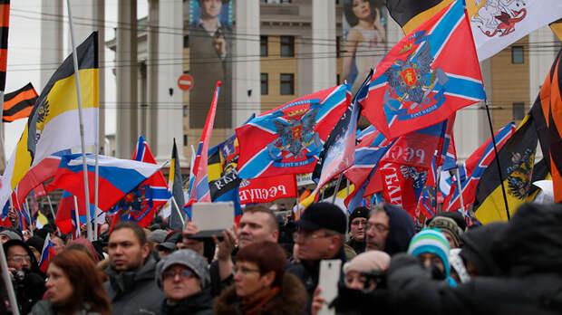Сигнал для Киева: Русские своих в Донбассе не бросят