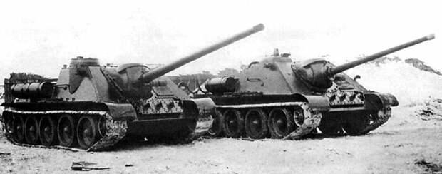 Подборка сaу ссср второй мировой войны, с подробным описанием. Часть 2