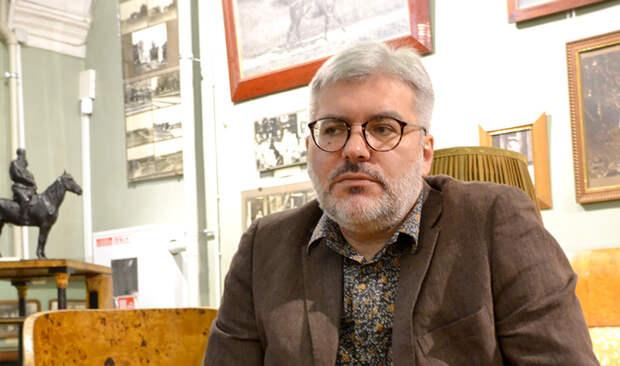 Евгений Водолазкин: Язык развивают безграмотные люди!