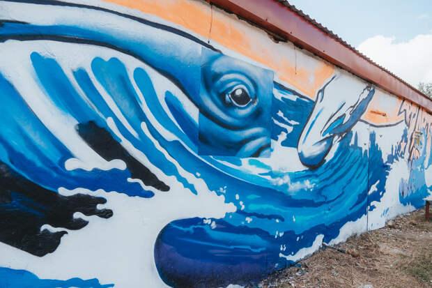 Две выставки, восемь перформансов и одно граффити: на «Тавриде» подвели итоги второго заезда