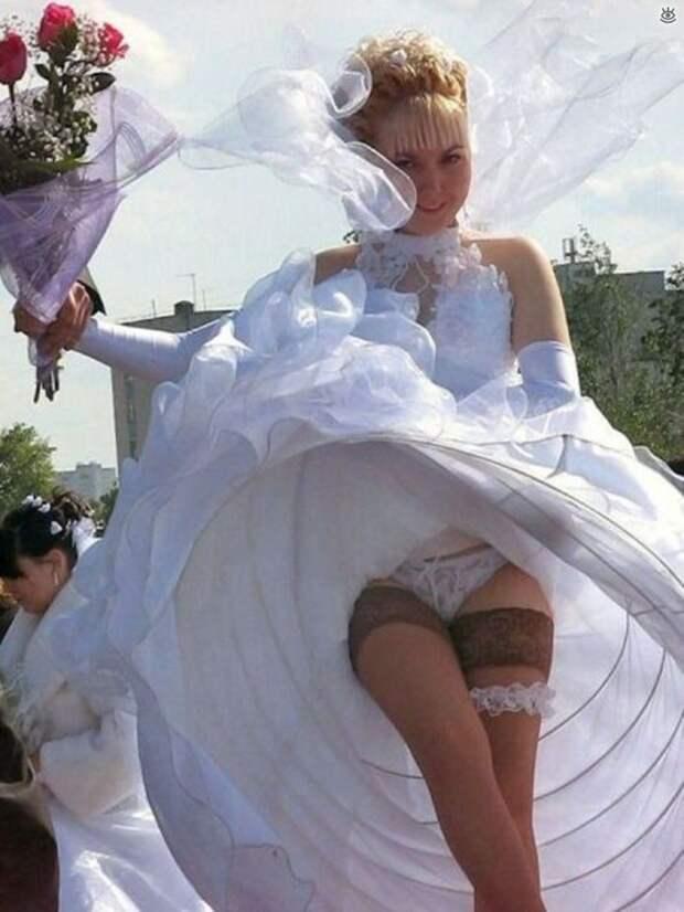 Прикольные свадебные торжества 14