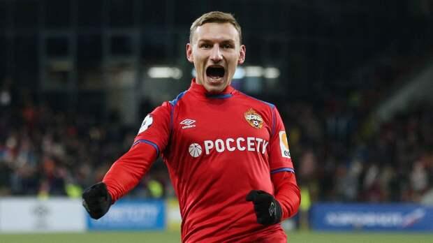 ЦСКА продлил контракт с Чаловым до 2024 года