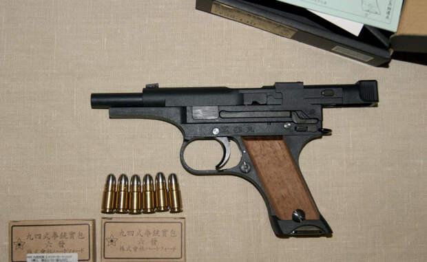 Намбу Тип 94: самый плохой пистолет в истории был сделан японцами