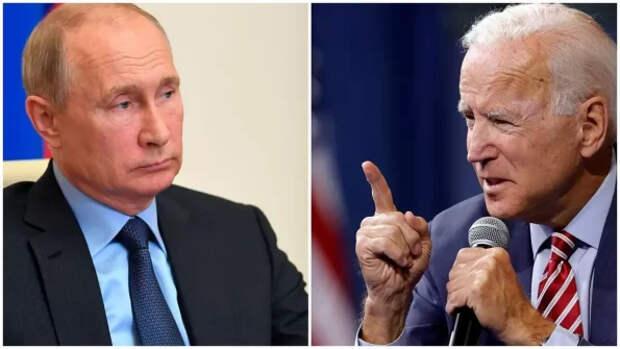 Чья б корова мычала! Россияне возмутились заявлением Байдена накануне встречи с Путиным