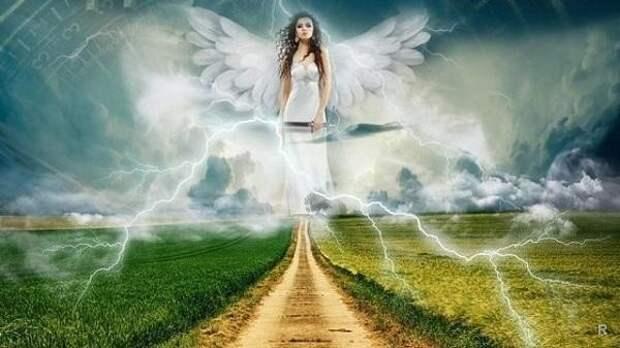 Какие знаки подает Ангел-хранитель, предупреждая вас об опасности