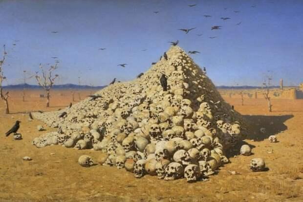 Самые смертоносные события мировой истории