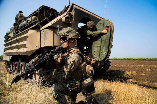Военные США случайно «атаковали» завод в Болгарии