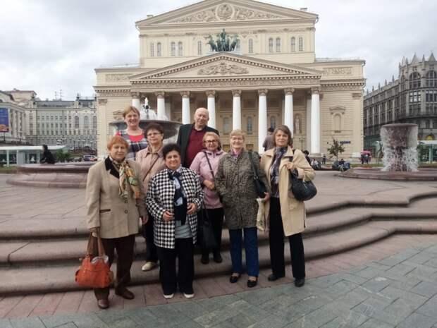 Участница «Московского долголетия» из Бескудникова получила новую профессию