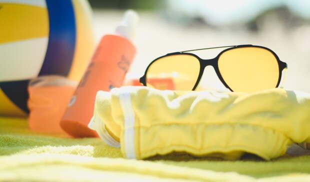 Детский пляж в Орске готов принимать отдыхающих