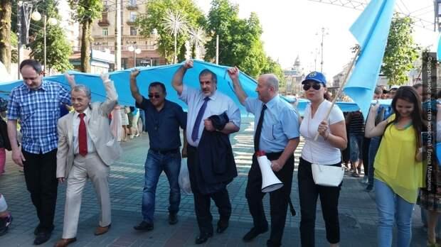 Крымские татары Лаврову: мы жертвы сговора украинских националистов
