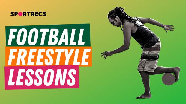 Football freestyle lessons
